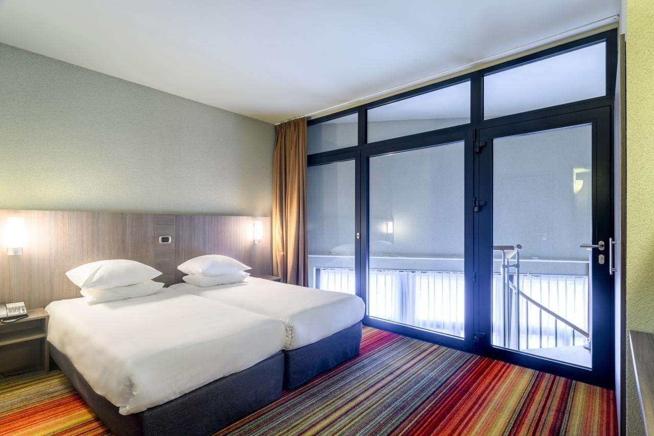 Hôtel Alma Grand-Place - chambres